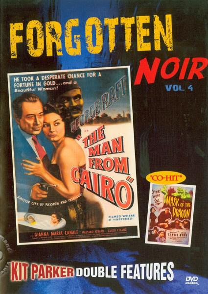 The Man From Cairo Box Cover