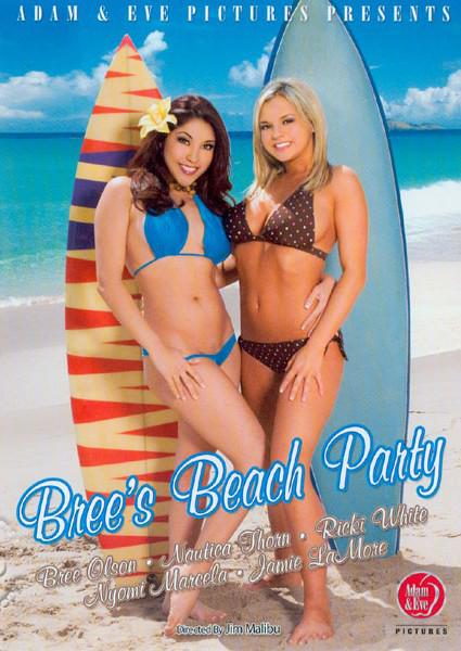 Bree's Beach Party Box Cover