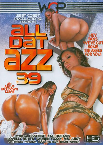 All Dat Azz 39 Box Cover