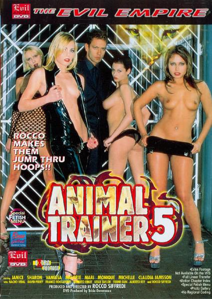 Rocco: Animal Trainer 5 Box Cover