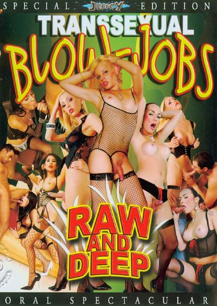 Transsexual Blow-Jobs Box Cover