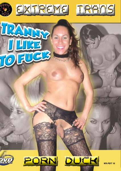 Tranny I Like To Fuck Box Cover