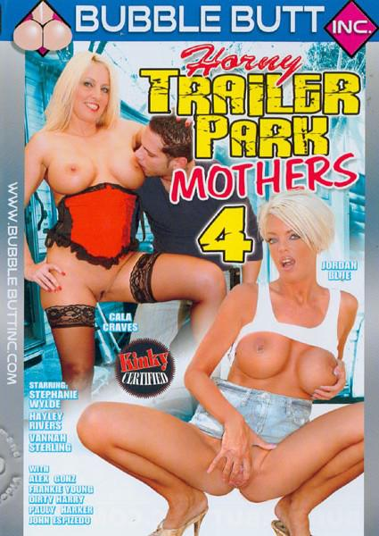 Horny Trailer Park Mothers 4 Box Cover