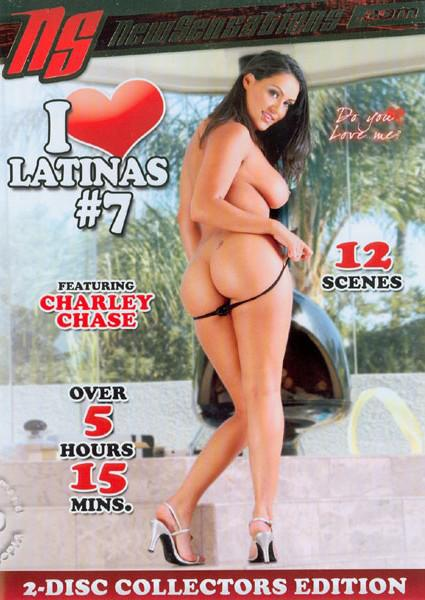 I Love Latinas #7 (Disc 1) Box Cover