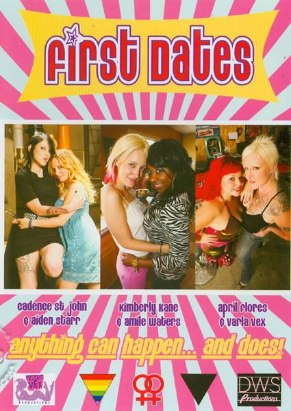 First Dates Box Cover