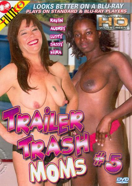 Trailer Trash Moms #5 Box Cover