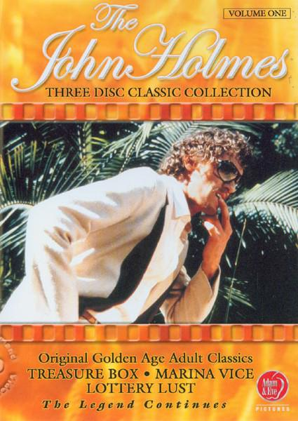 The John Holmes Classic Collection Volume One - Lottery Lust