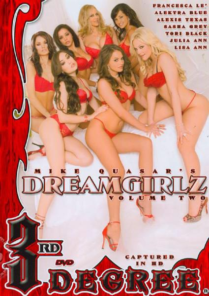 Dreamgirlz Volume Two Box Cover