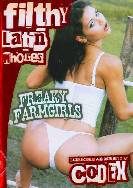 Freaky Farmgirls Box Cover