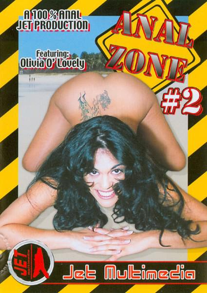 Anal Zone #2 Box Cover