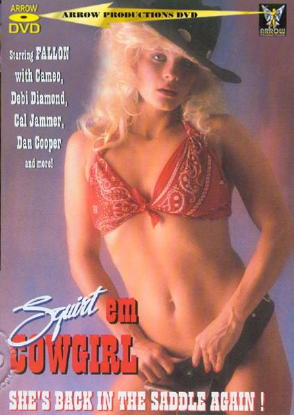 Squirt Em Cowgirl Box Cover