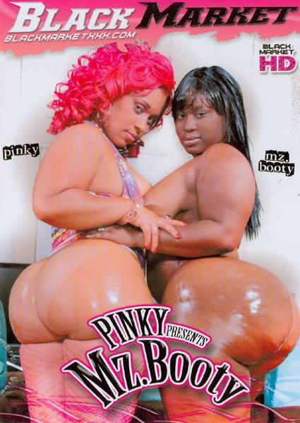 Pinky Presents Mz. Booty Box Cover