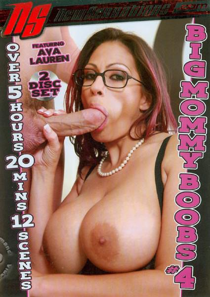 Big Mommy Boobs #4 (Disc1) Box Cover