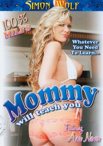 Mommy Will Teach You Box Cover