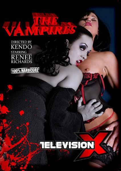 The Vampires Box Cover