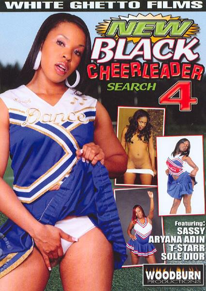 New Black Cheerleader Search 4 Box Cover