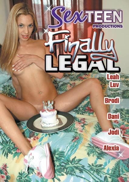 Finally Legal Box Cover