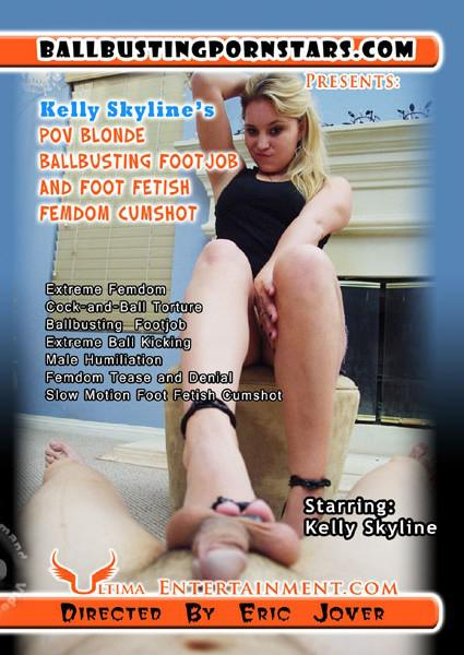 Ballbusting And Foot Loving