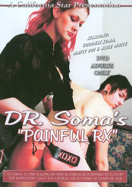 Dr. Soma's Painful RX Box Cover