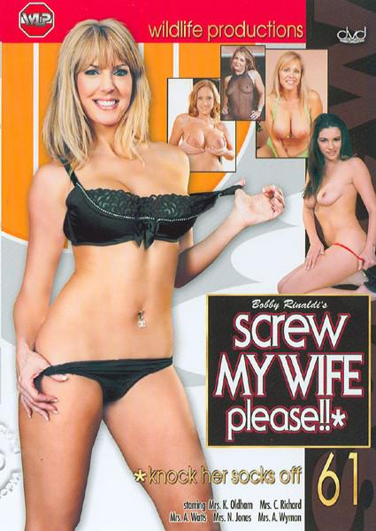 Screw My Wife Please!! 61 - Knock Her Socks Off Box Cover