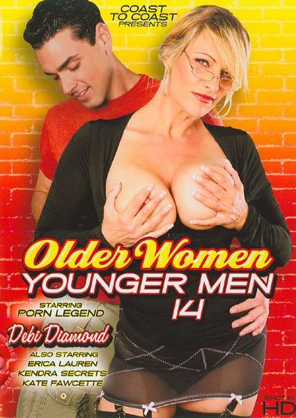 Older Women Younger Men 14 Box Cover