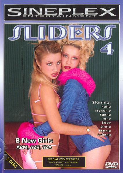 Sliders 4 Box Cover