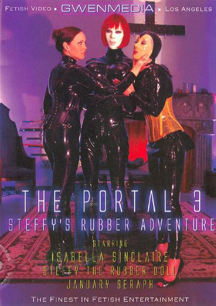 The Portal 3 - Steffy's Rubber Adventure Box Cover