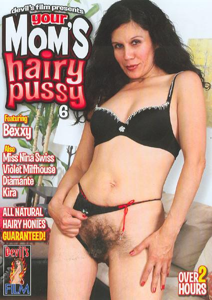 Your Mom's Hairy Pussy 6 Box Cover
