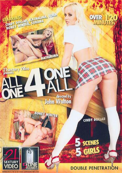 All 4 One One 4 All Box Cover