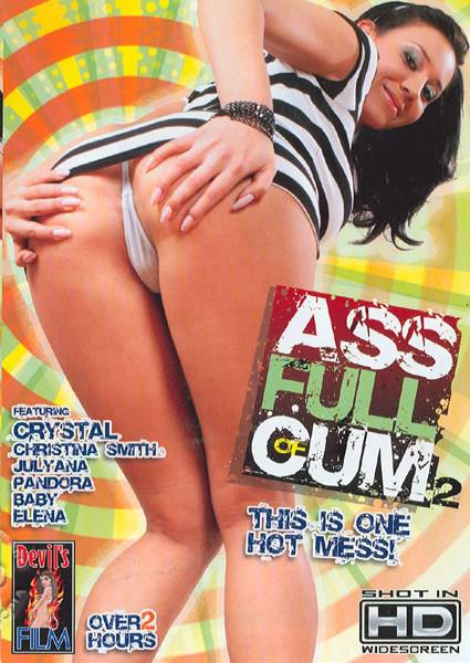 Ass Full Of Cum 2 Box Cover