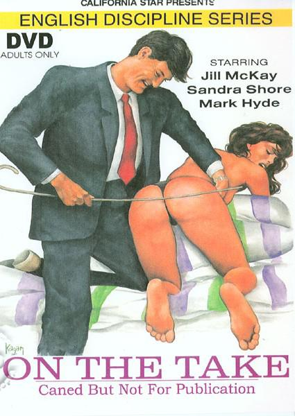On The Take - Caned But Not For Publication Box Cover
