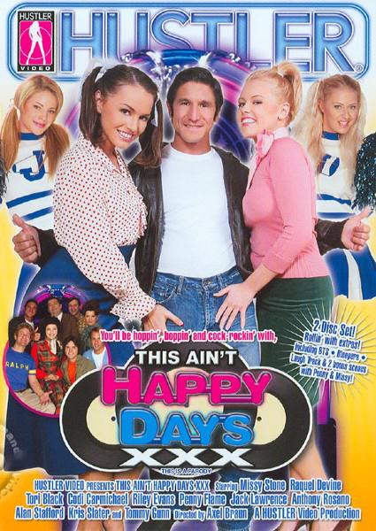 This Ain't Happy Days XXX (Disc 1) Box Cover