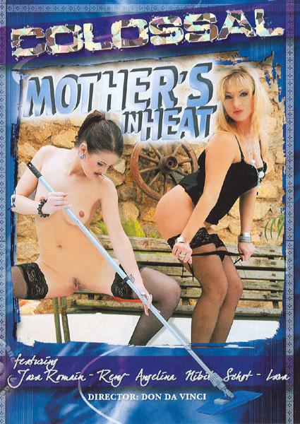 Mothers In Heat Volume 2 Box Cover