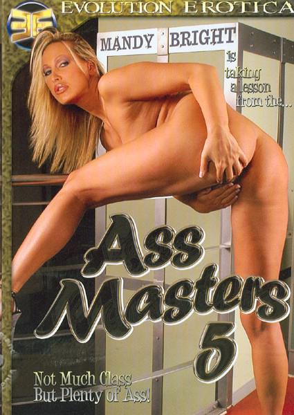 Ass Masters 5 Box Cover