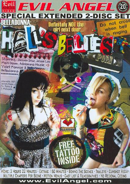 Hell's Belles (Disc 2) Box Cover
