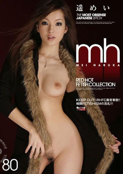 Red Hot Fetish Collection 80 Box Cover