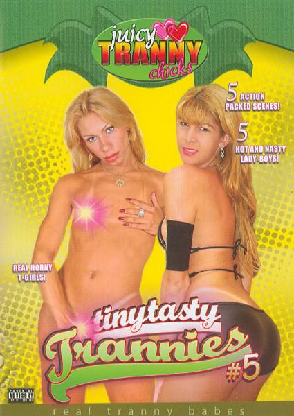 Tinytasty Trannies #5 Box Cover