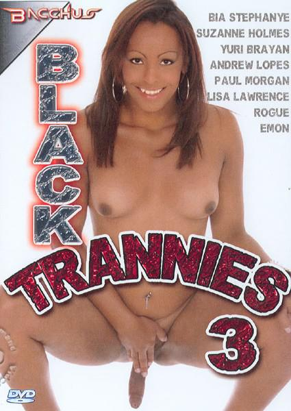 Black Trannies 3 Box Cover