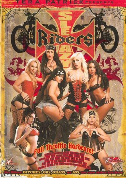 Sleazy Riders Box Cover
