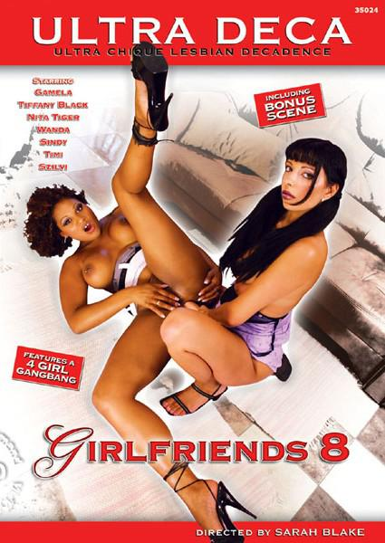 Girlfriends 8 Box Cover