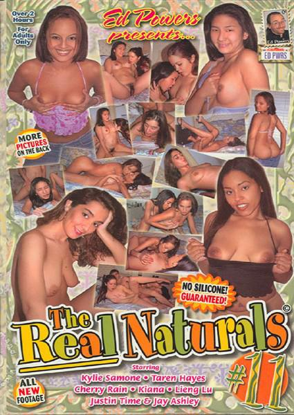 The Real Naturals #11 Box Cover