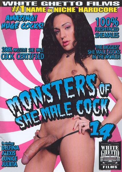Monsters Of She Male Cock 14 Box Cover