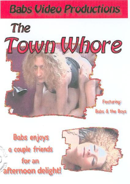 The Town Whore Box Cover