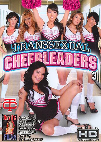 Transsexual Cheerleaders 3 Box Cover