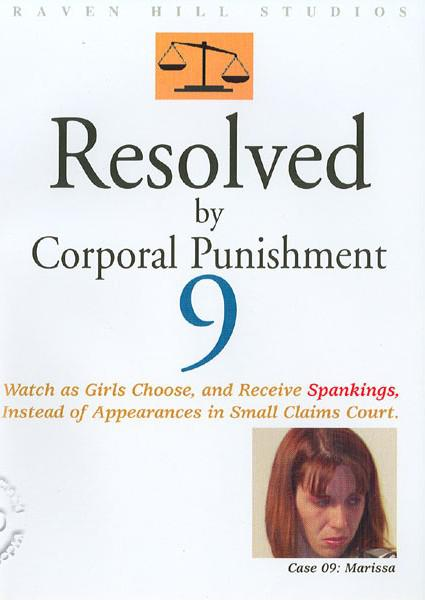 Resolved By Corporal Punishment 9 Box Cover