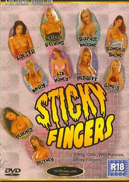 Sticky Fingers Box Cover