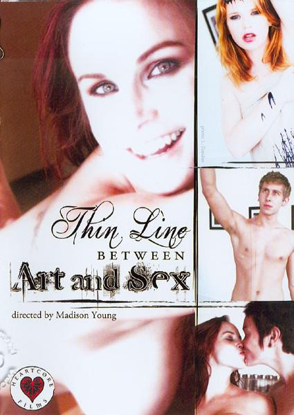 Thin Line Between Art And Sex Box Cover