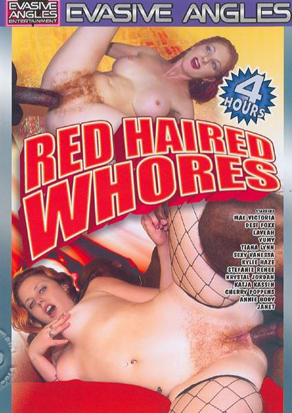 Red Haired Whores Box Cover