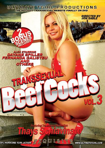 Transsexual Beef Cocks 3 Box Cover