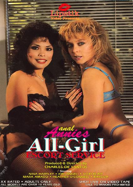 Anal Annie's All-Girl Escort Service Box Cover